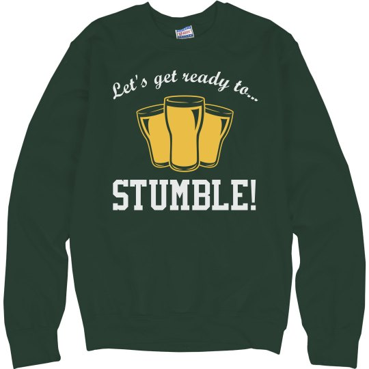 The Irish Stumbler St. Patrick's