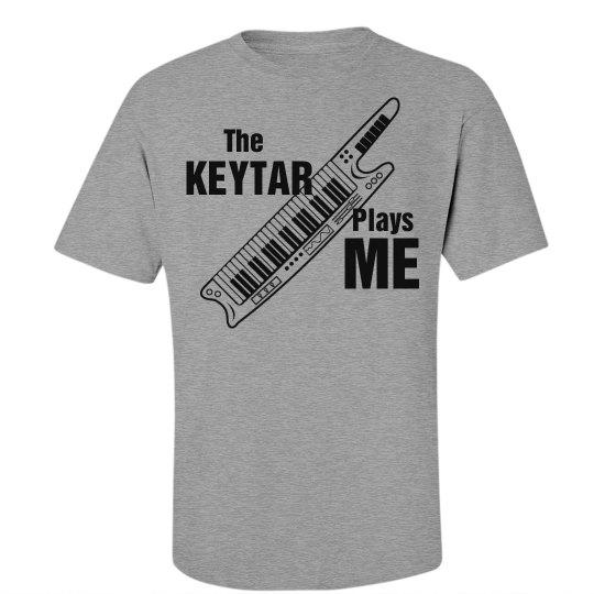 The Keytar Plays Me