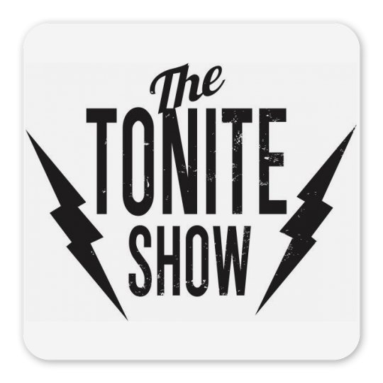 The Tonite Show Magnet