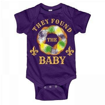 They Found The Mardi Gras Baby