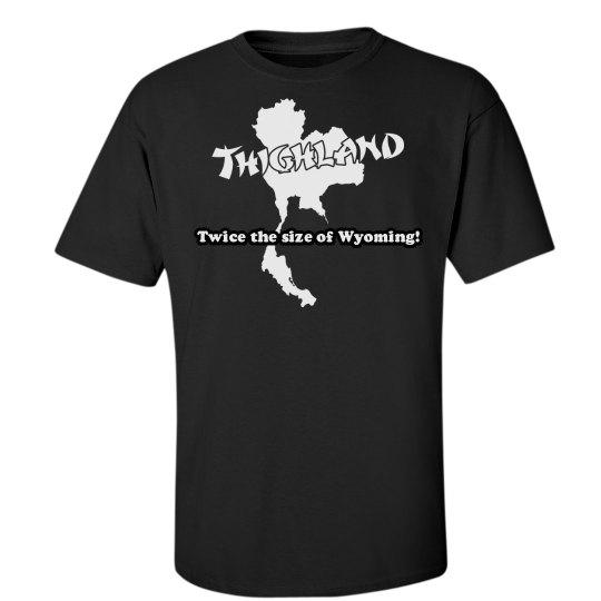Thighland 2X Wyoming
