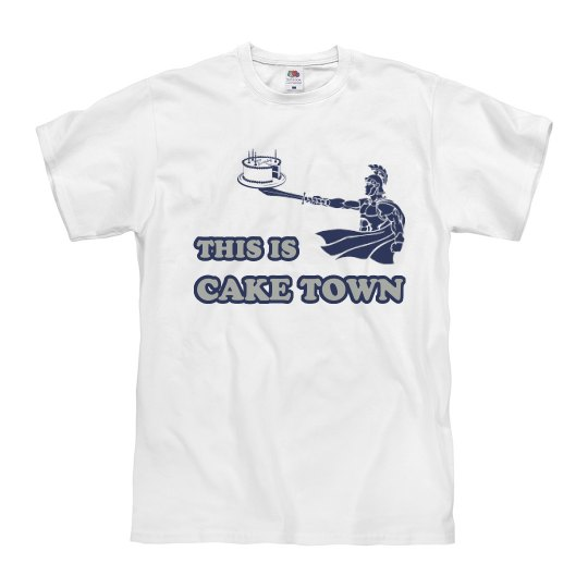 This is Cake Town