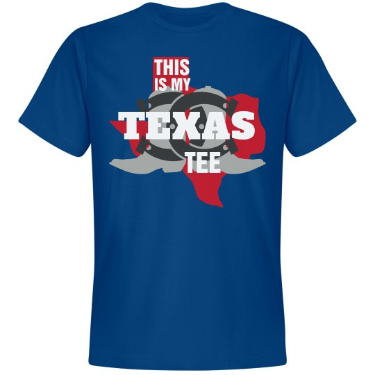 This is my Texas Tee