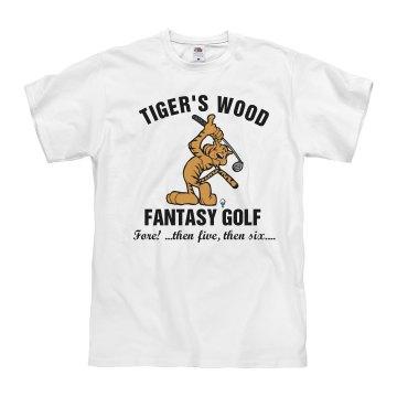 Tiger's Wood Fantasy Golf