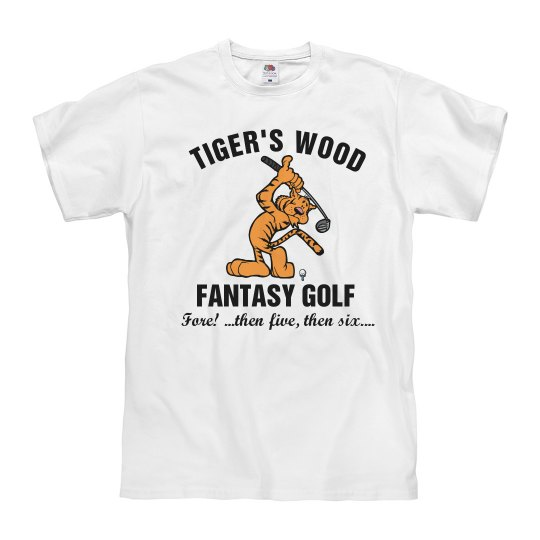 Tiger's Wood Fantasy Golf