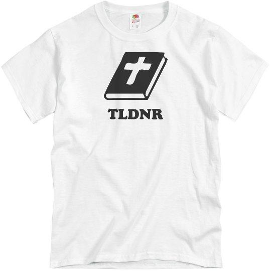 TLDNR