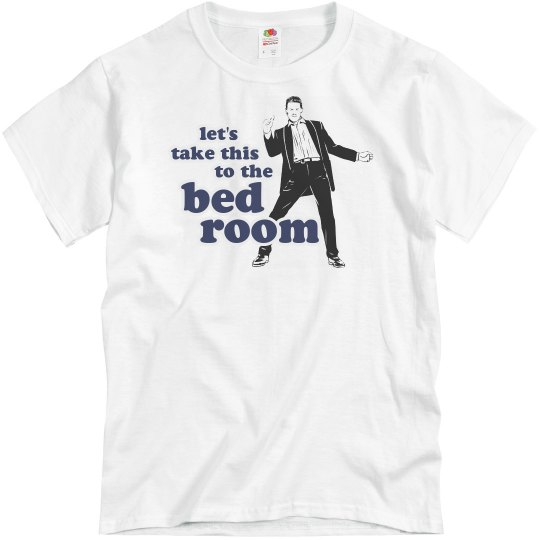 To The Bedroom
