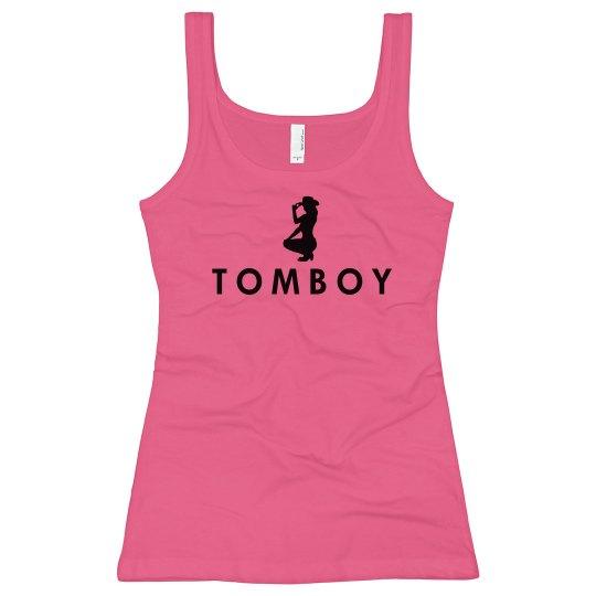 Tomboy Cowgirl