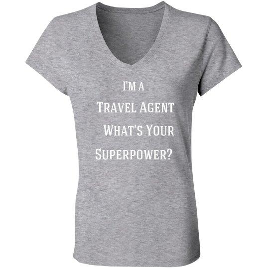 Travel Agent, Superpower,