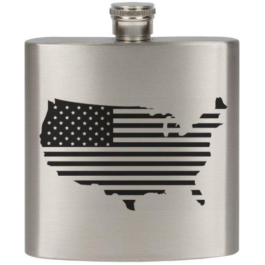 Trendy USA Flask