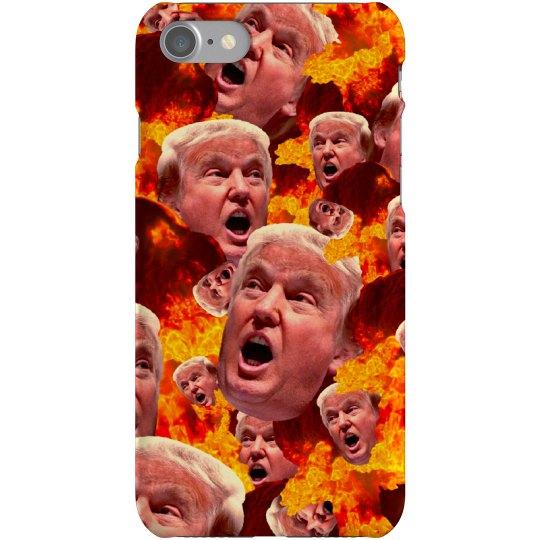 Trump Vs. North Korea Fire And Fury