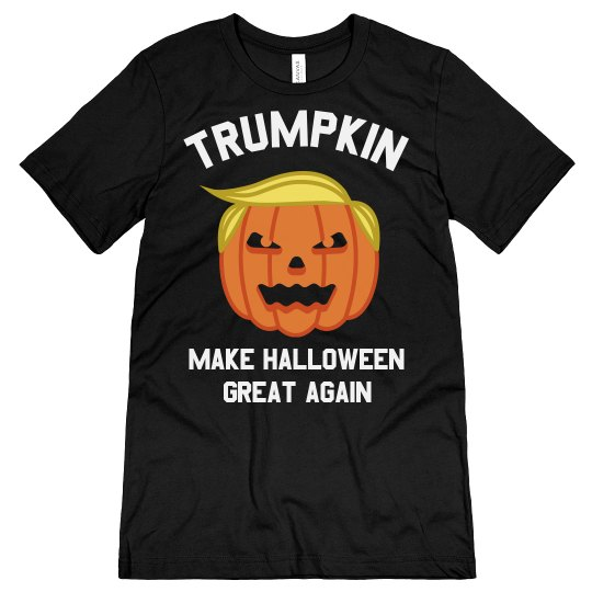 Trumpkin Pumpkin Tee
