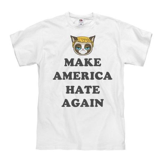 Trumpy Cat Make America Hate Again