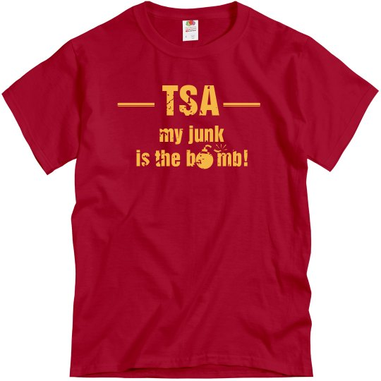 TSA Junk Is The Bomb