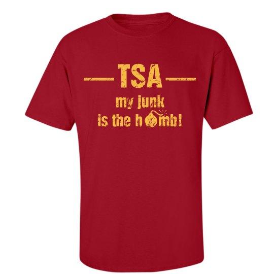 TSA Junk Is The Bomb