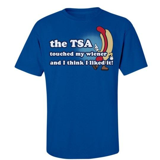 TSA Touched My Wiener