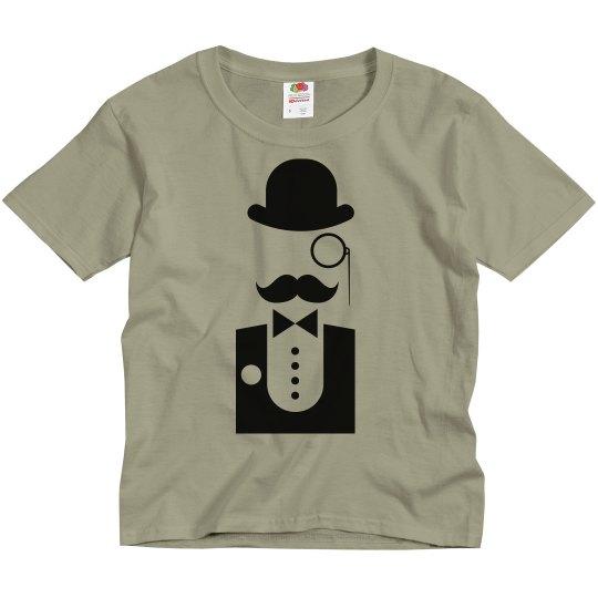 Tuxedo Mustache