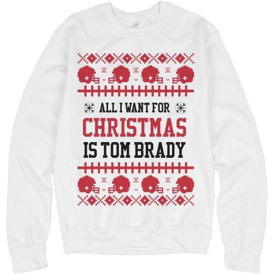 Ugly Sweater Mrs. Brady