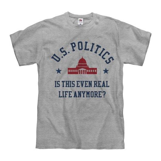 U.S. Politics Have Gone Crazy