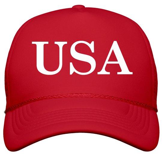 USA 45 Hat