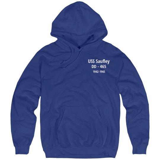 USS Saufley DD 465