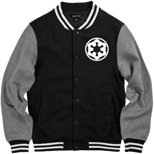 Vader 77 Name & Number Jacket
