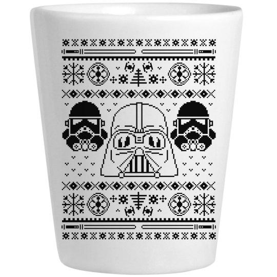Vader Xmas Shot