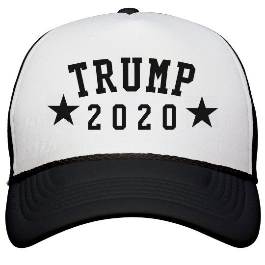 Varsity Trump Hat 2020