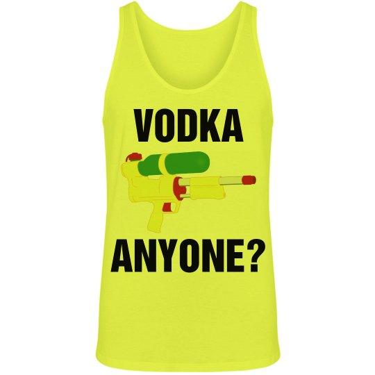Vodka Anyone?