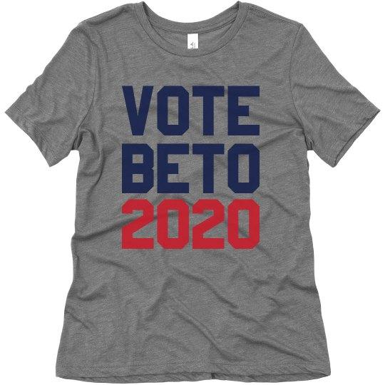 Vote Beto O'Rourke 2020