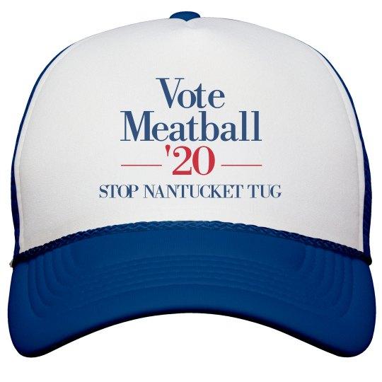 Vote Meatball 2020