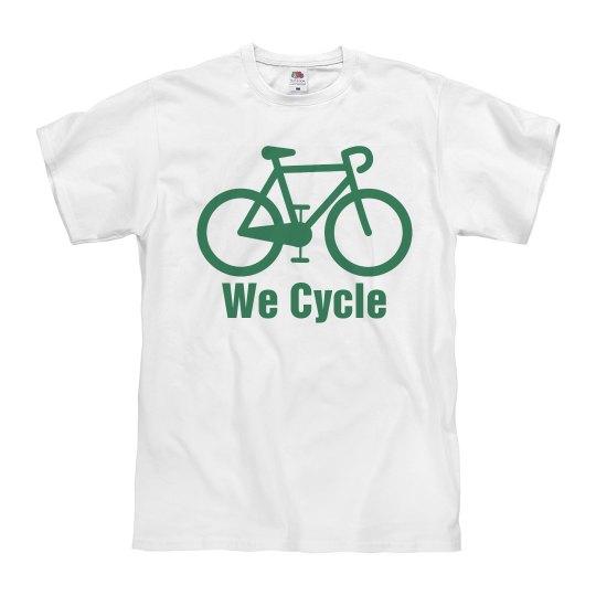 We Cycle T-Shirt