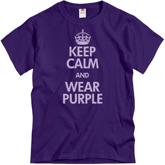 Wear Purple T-Shirt