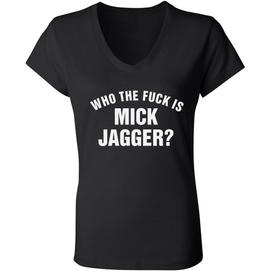 Who Is Jagger Womens V