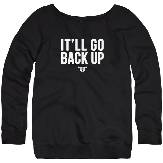 Wideneck Sweatshirt