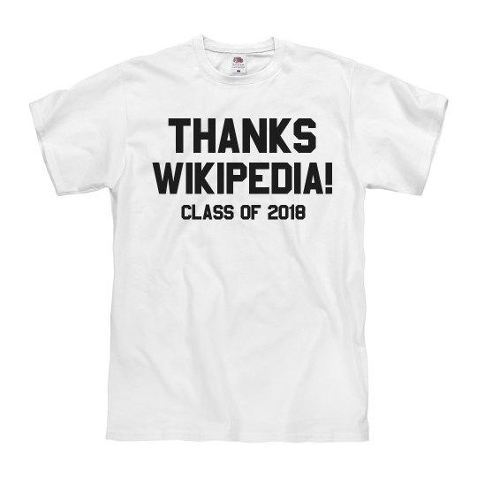 Wikipedia College Graduate