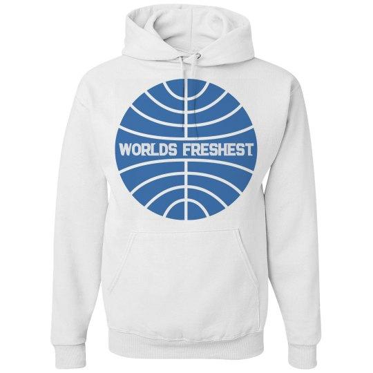 Worlds Freshest PAN America Hoodie