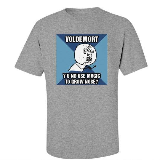 Y U NO Voldemort