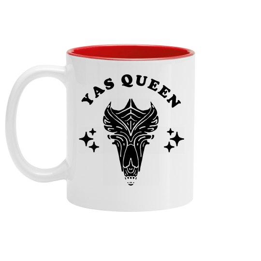 Yas Queen Xenomorph Mug