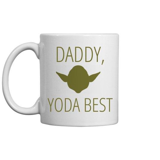 Yoda Best Daddy