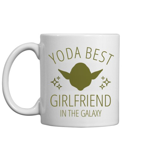 Yoda Best Girlfriend Sci Fi Nerd
