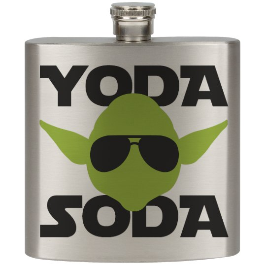 Yoda Soda Party Animal