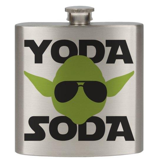 Yoda Soda Party Animal