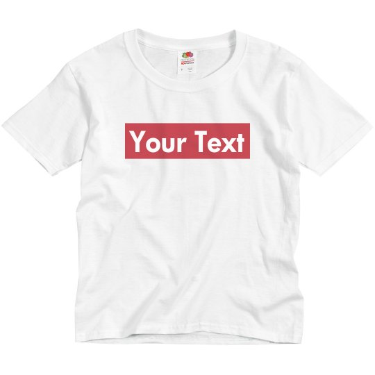 Youth Parody Supreme T-Shirt