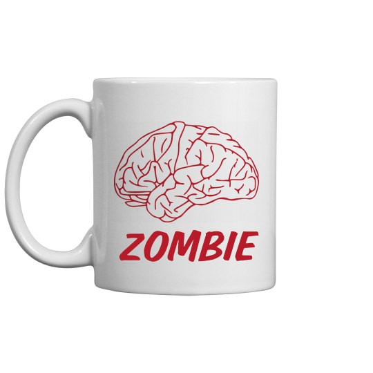 Zombie Brain Coffee