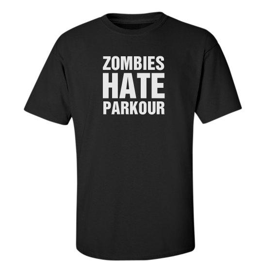 Zombies Hate Parkour