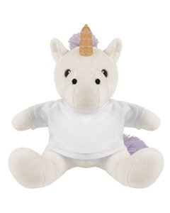 Small Unicorn Stuffed Animal
