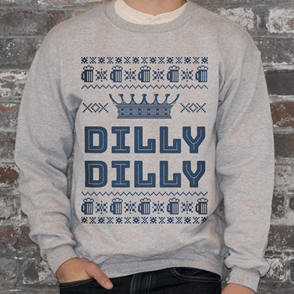 Dilly DIlly Christmas Sweater