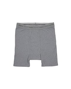 Heather Grey Boxer Brief Underwear