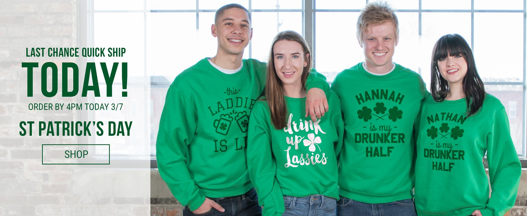 St. Patrick's Day Apparel